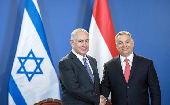Netanyahu si allea con il gruppo di Visegrad