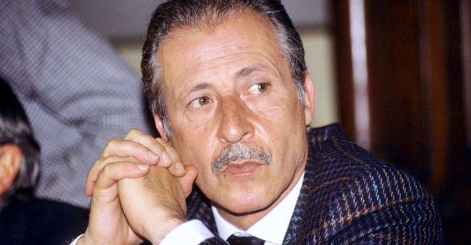 Il giudice Paolo Borsellino ucciso dalla mafia