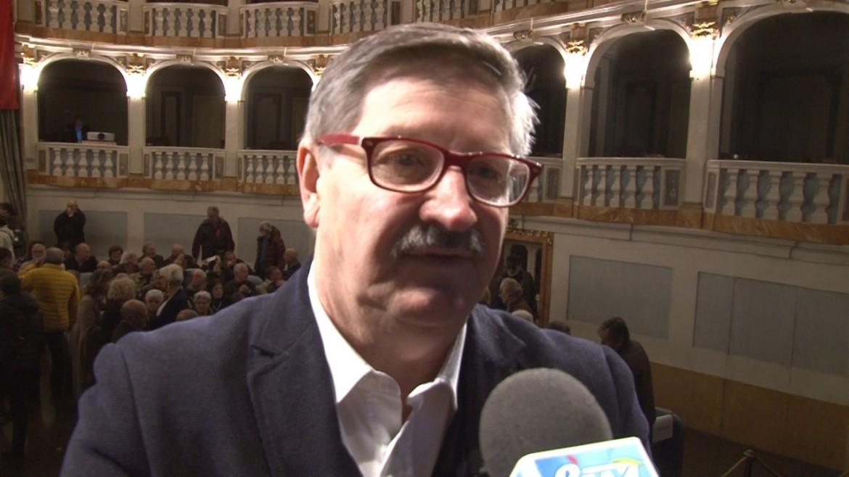 Ivan Pedretti, segretario generale dello Spi
