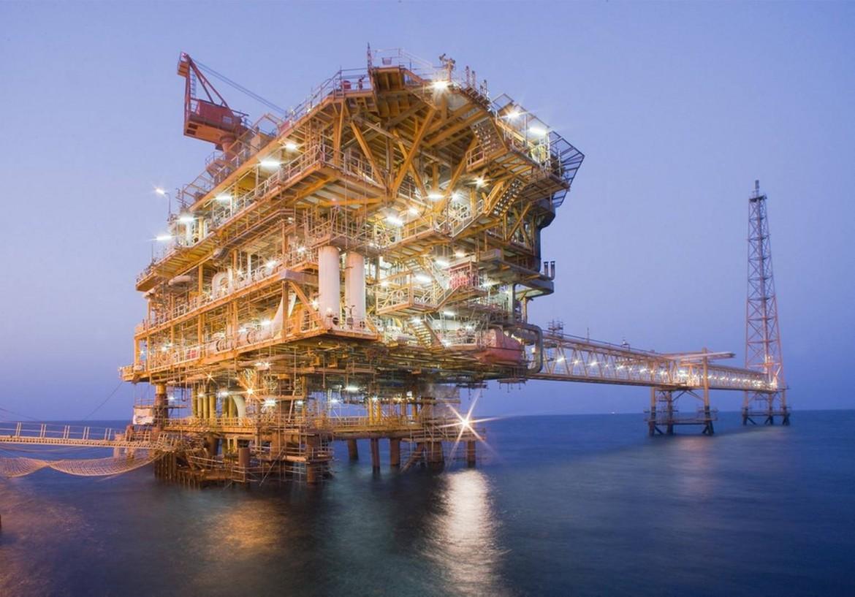 Un oleodotto del Golfo Persico