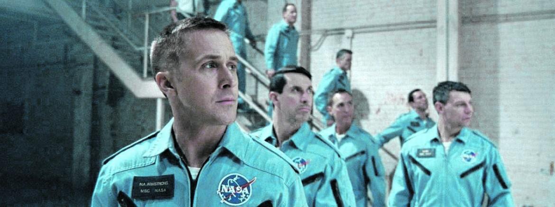 Una scena da  «First man» di Chazelle
