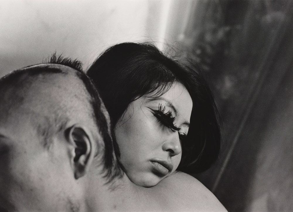 Blood and rose, Tokyo, 1969