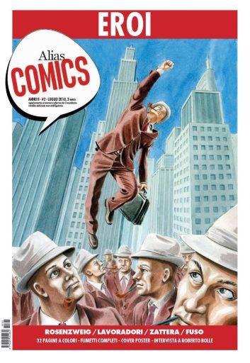 Alias Comics del 25 luglio 2018