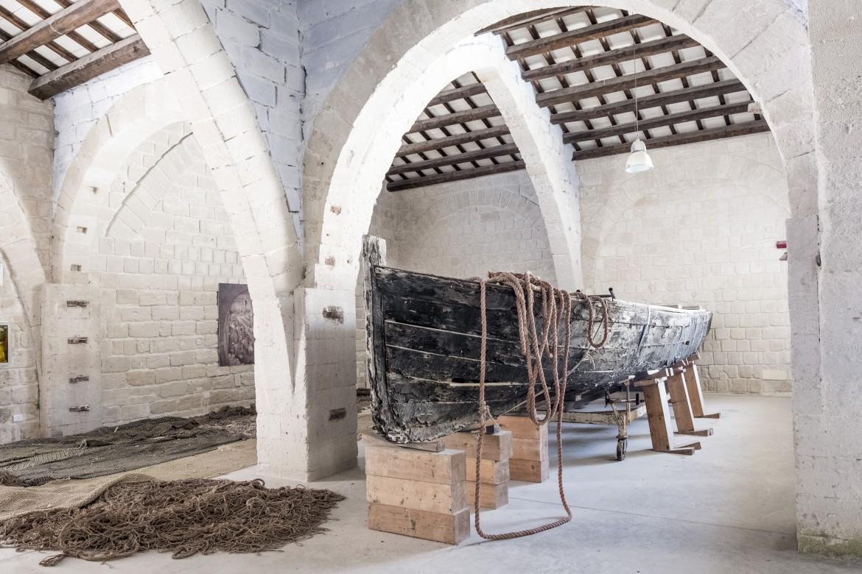 La barca dell'ultimo raìs Gioacchino Cataldo