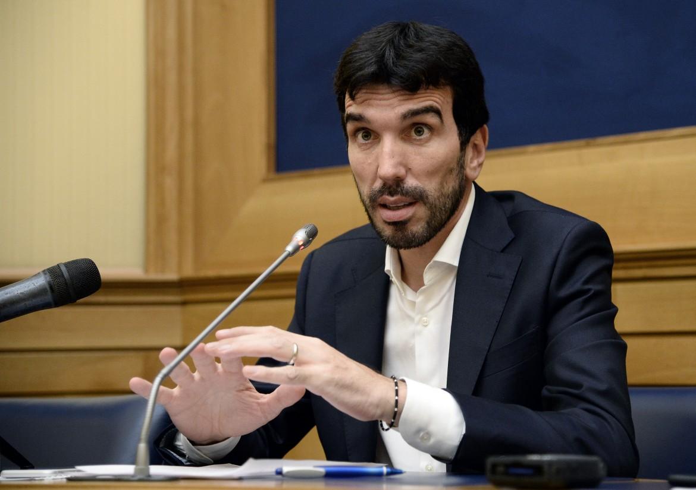 Il segretario Pd Maurizio Martina