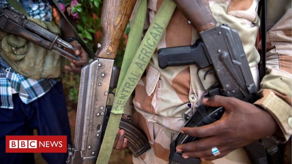 Sono migliaia le morti per omicidio - grazie alle armi vendute dalle grandi potenze - negli ultimi anni nella Repubblica Centroafricana