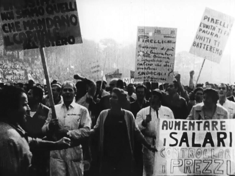 Scena dal documentario «Ora e sempre riprendiamoci la vita» di Silvano Agosti