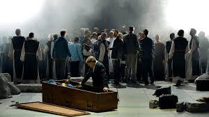 Una scena da Parsifal