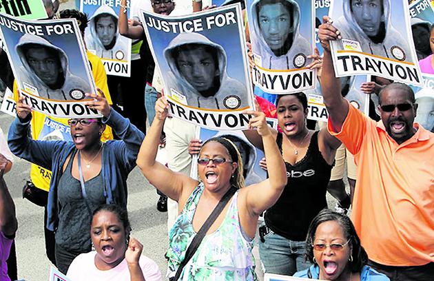 Scena da «Rest in Power: The Trayvon Martin Story»