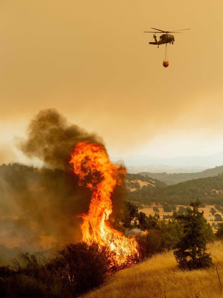 California. Gli incendi di questi giorni