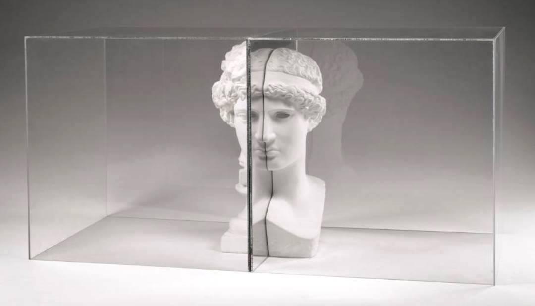Giulio Paolini, La verità doppia, 1995