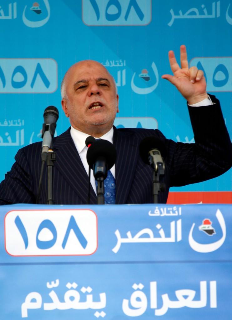 Il premier iracheno Haidal Al Habadi