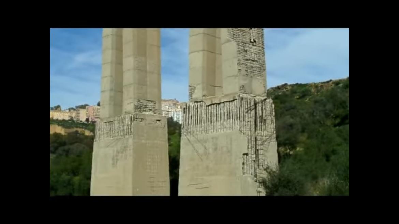 Il ponte Morandi di Agrigento