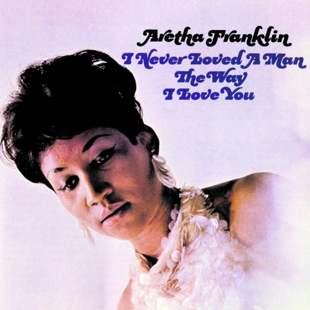 Dettaglio di copertina di «I never Loved a Man...» (1967)