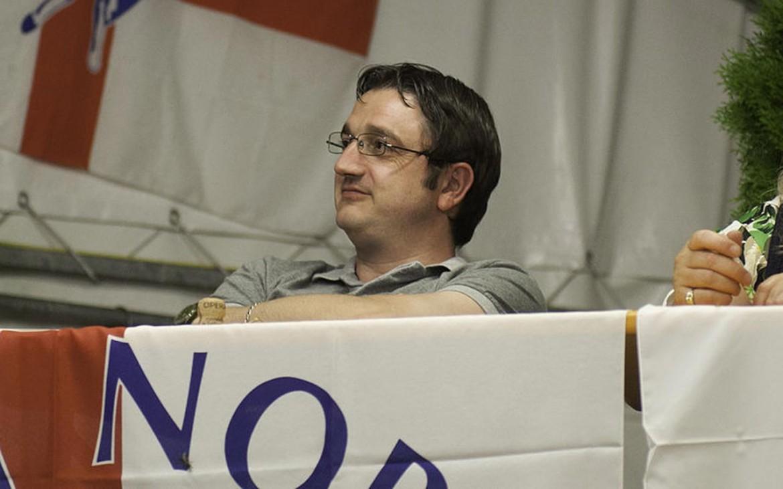 Maurizio Fugatti, candidato presidente della Lega
