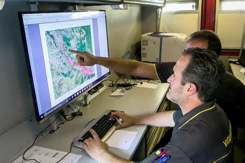 Comando dei Vigili del fuoco in Calabria