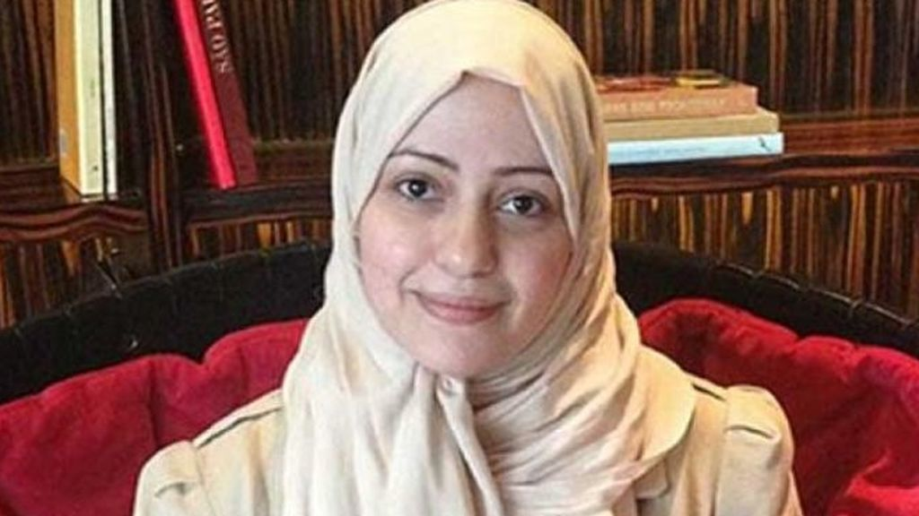 Israa al-Ghomgham