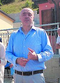 Giuliano Pazzaglini, ex sindaco di Visso