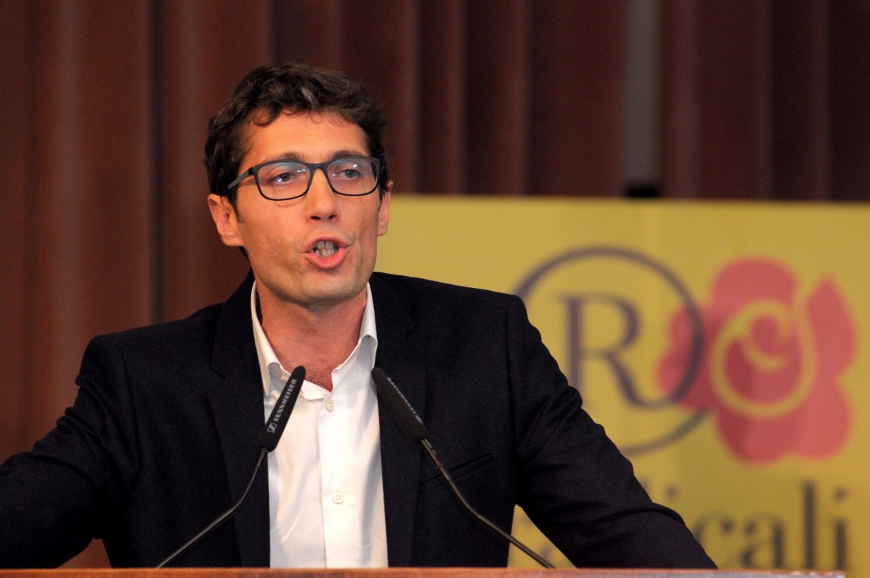 Il deputato di +Europa Riccardo Magi