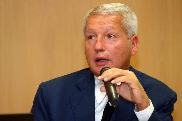 Mauro Fabris, vicepresidente di Strada dei Parchi spa