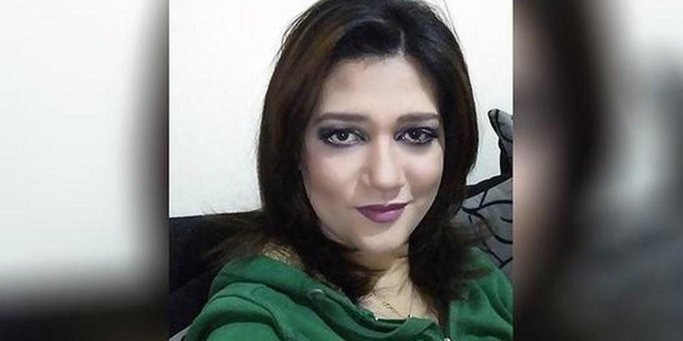 L'attivista egiziana Amal Fathy, in carcere dall'11 maggio