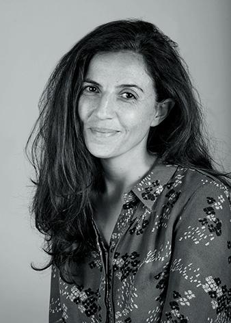 Nella foto la giornalista e scrittrice Francesca Mannocchi