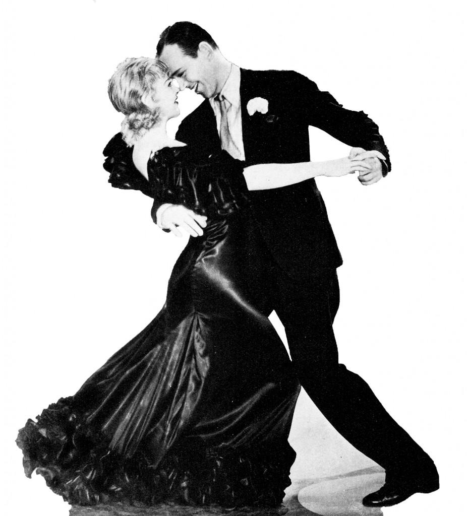 Fred e Ginger in «Carioca», 1933, regia di Thornton Freeland