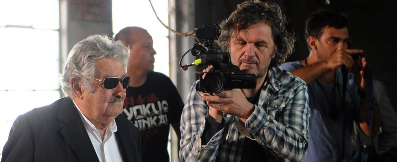 Kusturica filma Pepe Mujica