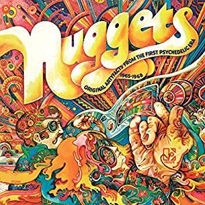 la copertina di Nuggets