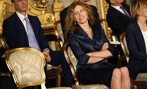 La ministra per gli affari regionali Erika Stefani