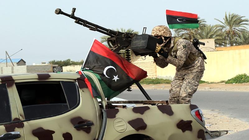Combattimenti tra milizie in Libia