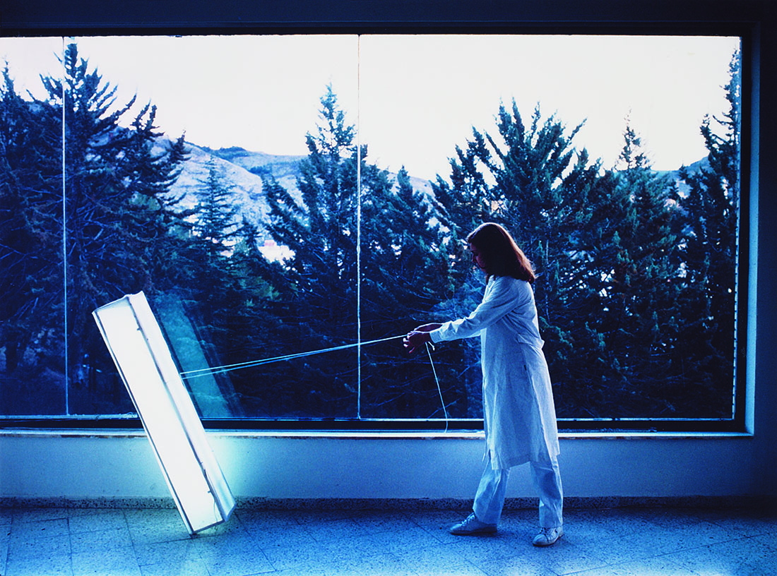 Un'opera di Gonzalo Puch (1995)
