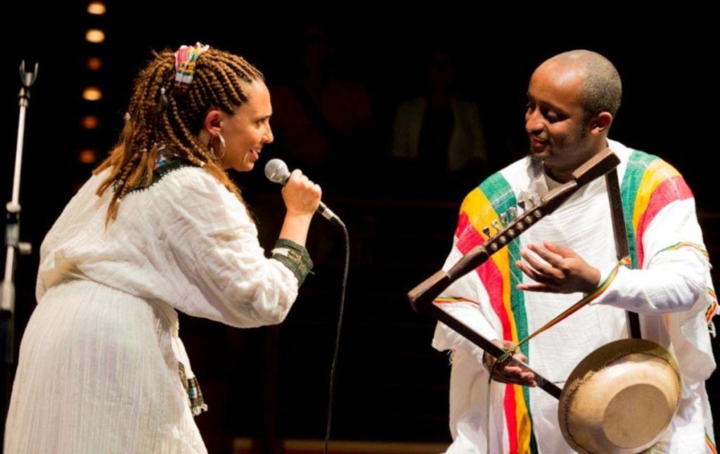Gabriella Ghermandi e Atse Tewodros Project