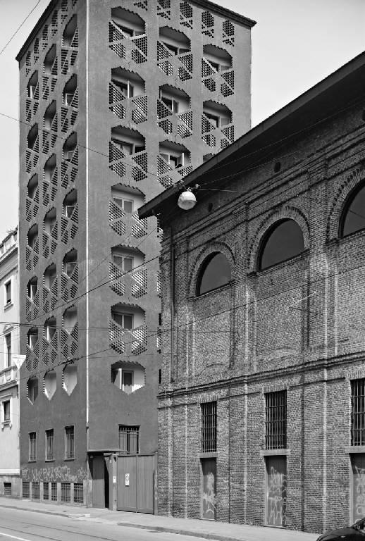 Convento di Sant'Antonio, Padova, 1959 - '63 / Luigi Caccia Dominioni