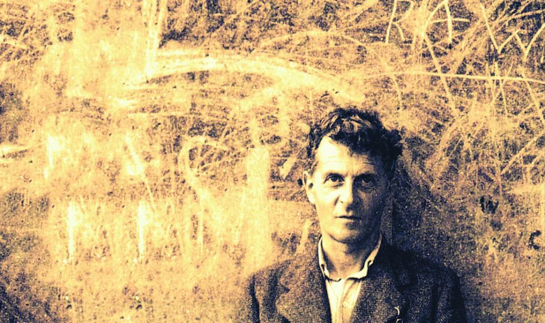 un ritratto di Ludwig Wittgenstein