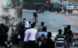 Sotto la maschera la repressione