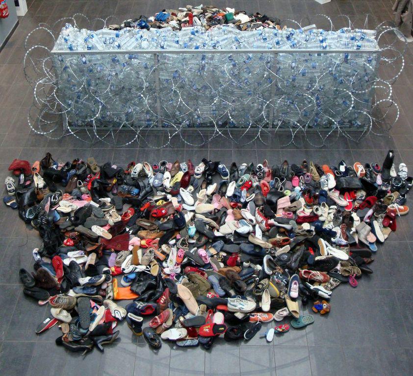 «Sur le chemin de l'immigration», 2010