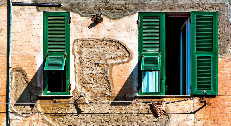 Genova, quartiere di Marassi foto di Andrea De Poda