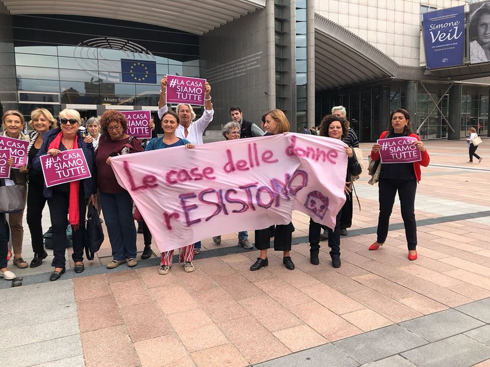 Audizione alla Commissione Femm del Parlamento Europeo
