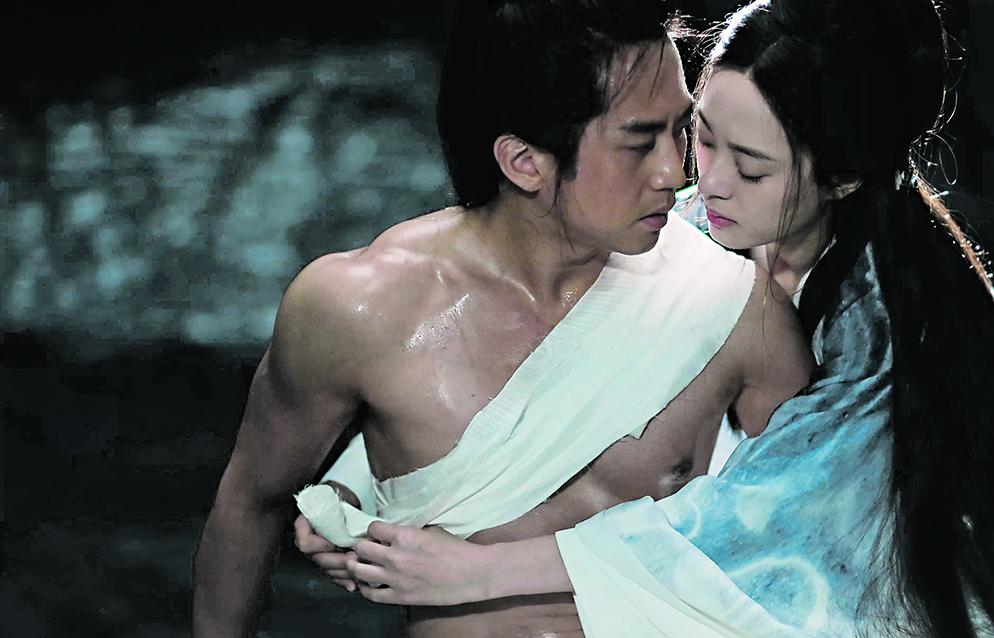 Sun Li e Deng Chao in «Ying» (Ombra)