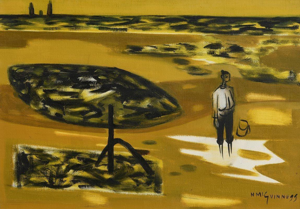 Norah McGuinness,  A golden evening
