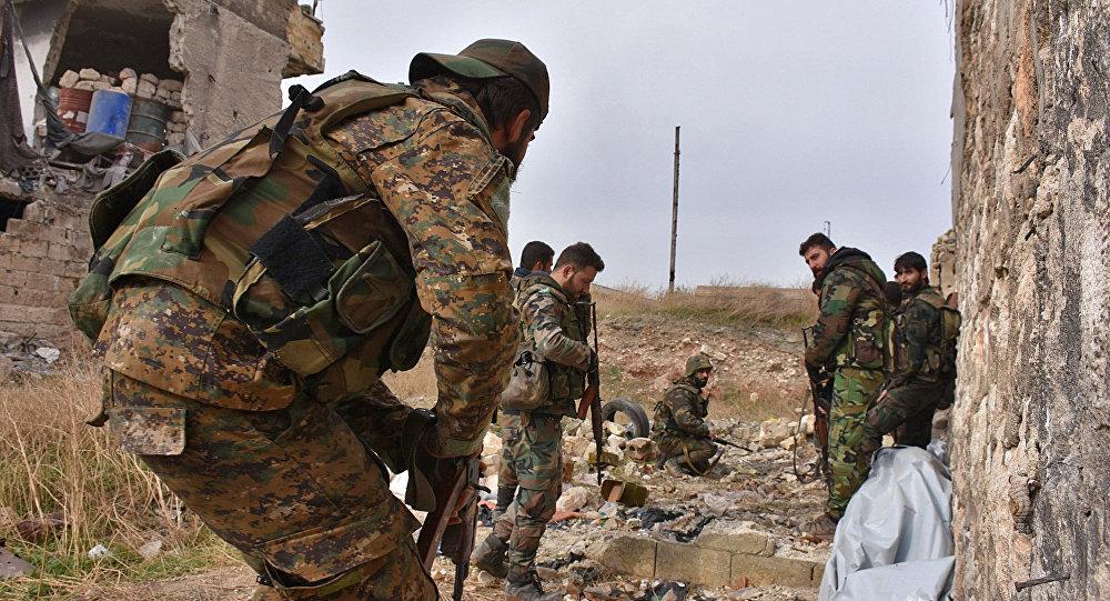 Miliziani di al Qaeda in Siria