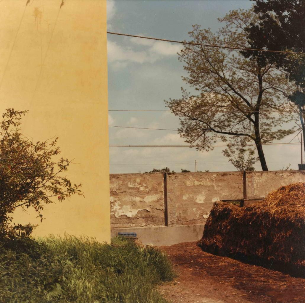 Vincenzo Castella, Paesaggio, 1985, Courtesy Biblioteca Panizzi