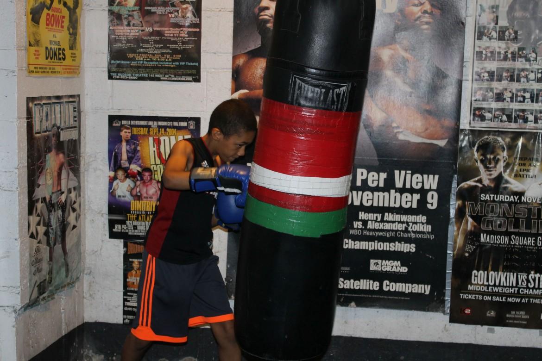 Park Hill Boxing Club
