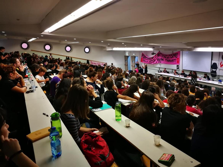 L'assemblea nazionale a Bologna di Non una di meno
