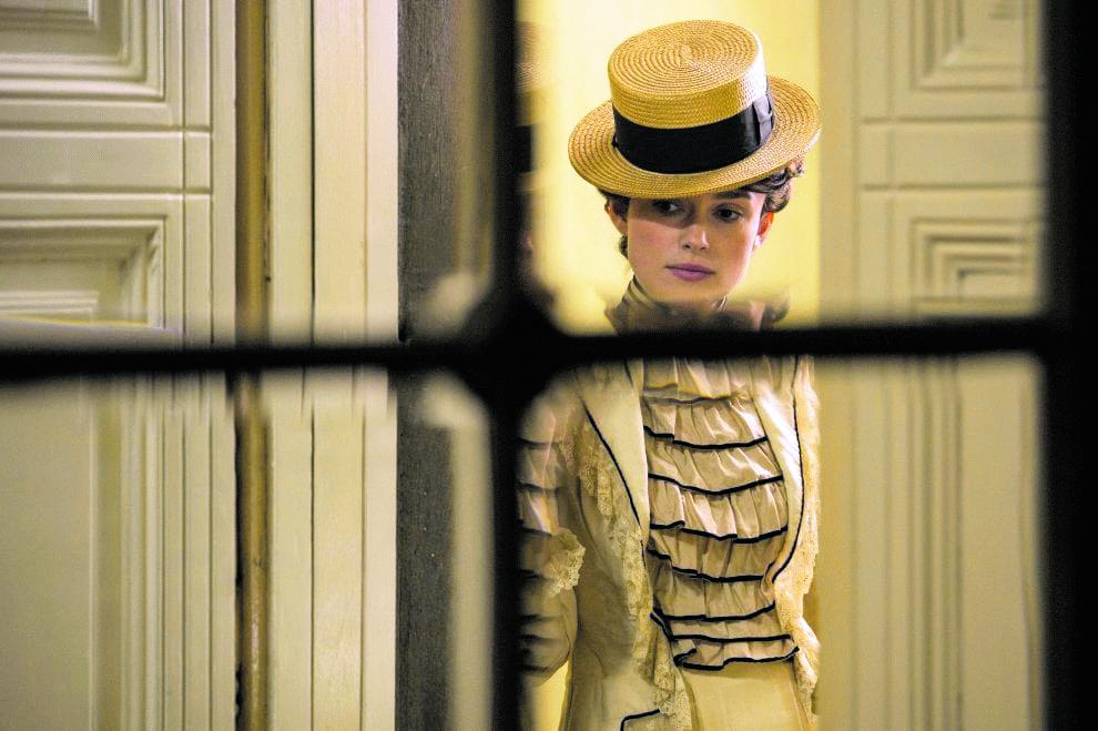 Keira Knightley in