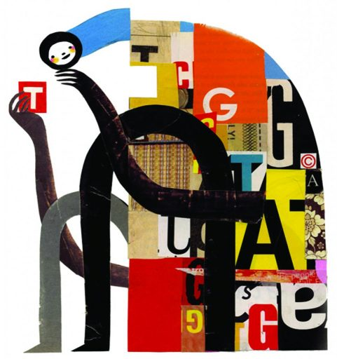 Collage di Gordon Wiebe