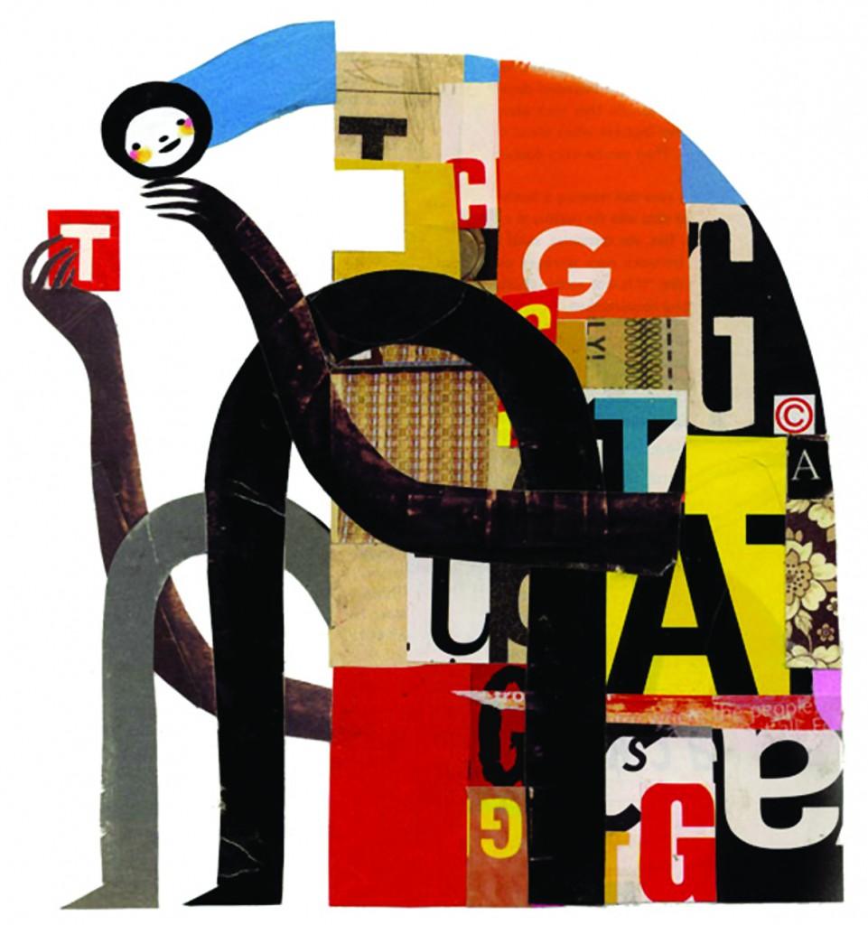Collage di Gordon Wiebe