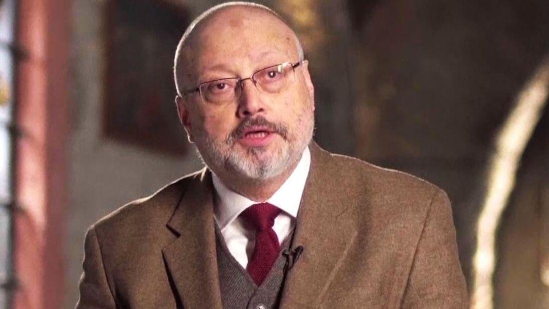 Il giornalista saudita Khashoggi