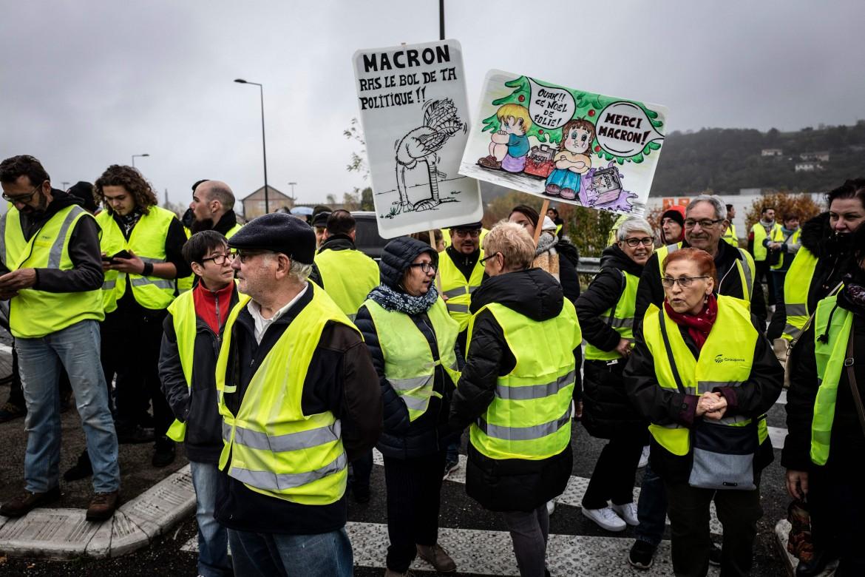 La protesta dei